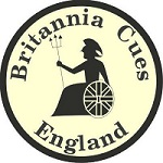 Brittania Cues Logo